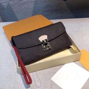 Ysiykiy Tek Zippy Cüzdan Bayan Tasarımcı Çanta Çantalar Debriyaj Cüzdan Deri Tasarımcı Çanta Kart Sahibinin Ücretsiz Gemi