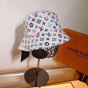 Ковш шапки Детские шапки Скупой Брим животных звезды Цветочные печати Fisherman Бич ВС шляпу Складные Caps