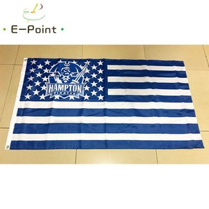 Flag of NCAA Hampton Pirates polyester Flag 3ft*5ft (150cm*90cm) Flag Banner decoration flying home & garden outdoor gifts