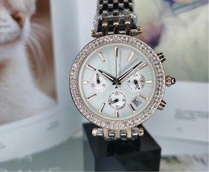 전체 기능 숙녀 여성 시계 전체 다이아몬드 골드 시계 라인 스톤 여성 남성 디자이너 자동 손목 시계는 시계 팔찌