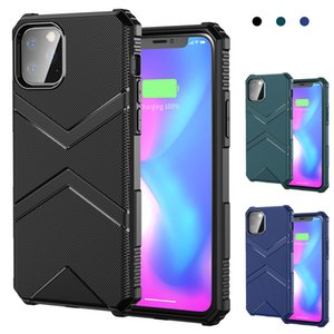 New Hard Rugged shockproof Armor Mobile Phone Case For iPhone 11 Pro Max 7 8 Plus XS Max XR X Back Cover