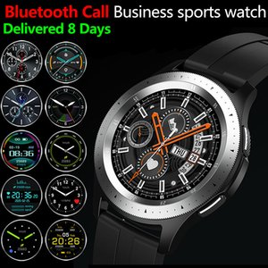 Smart Watch Men Women Bluetooth Call Phone Full Touch Fitness Bracelet Sport Sleep Heart Rate Monitor Wristband For IOS Android Samrtwatch