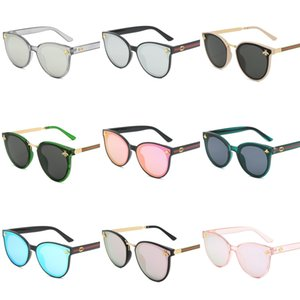 New Men Sports Sunglasses Spectacles Bicycle Glass Big Sun Glasses Sports Cycling Sunglasses Dazzle Colour Mirrors 9 Colors Free Shipping#399