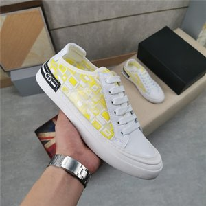 2020 fashion HIGH-TOP SNEAKERS IN Dor By Jones xshfbcl With Fashion Design Classic Oblque Printing Logos Men Women Basketball Shoes