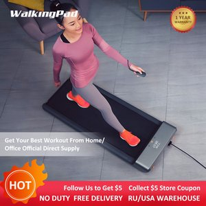 Hot Sale Xiaomi WalkingPad A1 inteligente elétrica dobrável esteira Jog Caminhada aeróbico Esporte Fitness Equipment Para Casa Xiaomi Ecossistema