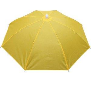 Straight Elastic Headband Hat Hiking And Camping Camping & Hiking Rain Fishing Cap Pick Tea Cap Umbrella Monochrome Sun UmbrellaUN6l#
