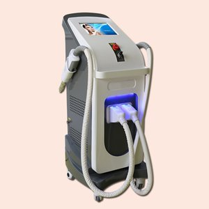 Multi-function elight opt hair removal ipl nd yag laser rf tatoo removal skin tightening machine for discount price
