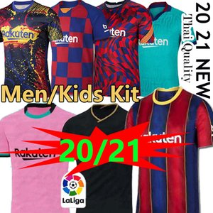 20 21 NEW Saison Fußball-Trikots Maillot de football anglais Männer + Kinder-Kit Camiseta de Fútbol Uniform