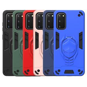 Samsung S20 için 2020 Yeni Gelenler Sıcak Satış Zırhlı Şövalye Darbeye TPU PC Cep Telefonu Kılıfları