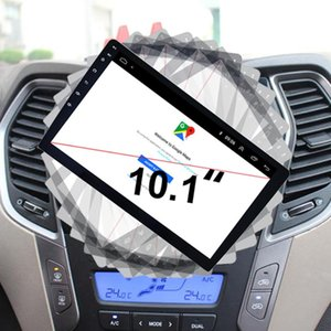 Pantalla eléctrica rotativa Gran Android 9 multimedia para Santa Fe 2013 estéreo GPS de navegación para automóviles unidad principal de vídeo HDMI Radio DVD del coche
