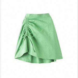 girls summer skirt big girl causal tie skirts kids clothing wholesale bgxm#