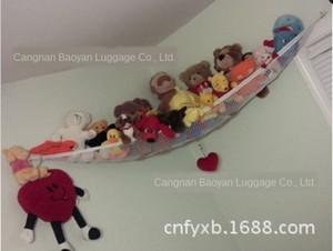 Детское Хранение с (гамаком) Детское хранение гамак сек Игрушки Гамак (Toy Hammock)