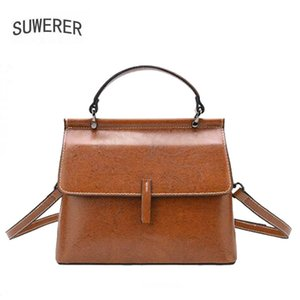 2020 New Women Leather Bags Fashion cowhide leather shoulder bag women luxury handbags bags designer bag
