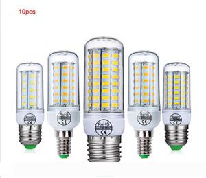 cheaper SMD 5730 E27 E14 G9 GU10 LED lamp 7W 12W 15W 18W 220V 110V 360 angle 5730 Ultra Bright LED Corn Bulb light Chandelier lamps