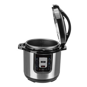 stainless steel pressure cooker pot commercial induction pressure cooker fashion new design pressure cooker and most demanded