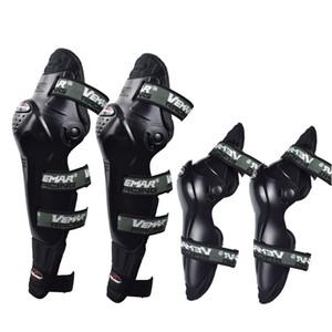 VEMAR moto genou protection Tapis vélo MX Motocross authentique genou Coudières Moto Pilote de course Garde Tapis de vitesse