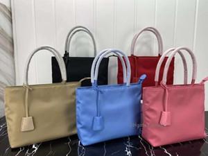 Mode New Style Couleur intégrale Livraison sac à main de haute qualité Mode Femmes Sacs en nylon de grande capacité Sac Voyage