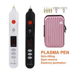 Новые красоты Монстр Плазменного Pen Темного Пятно Mole татуировка Варт Removal Tool Skin Firming Ионный фейслифтинг ручка