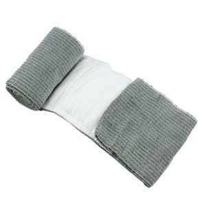 Strap Nonadherent Pressure Bar Sterile Wound Dressing Health Care First Aid Hiking And Camping Camping & Hiking Bandage 4 Inch Support NBLF#