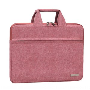 Laptop Sleeve macbook13 portable 15.6 laptop bag 12-inch air11 pro15 liner 14 women's notebook Computer bag notebook 13