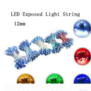 LED Pixel Module LED Rope Light IP65 Point Lights DC12V String Christmas Addressable Light for Advertising Board Decoration