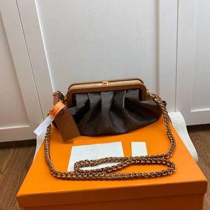 2020 la mode de haute qualité femmes BOURSICOT EW concepteur fourre-tout en cuir Ylon sac à main épaule best-seller dame fourre-tout sac chaîne sac bandoulière