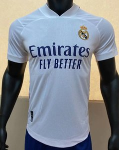 20 21 Personnaliser Hommes European Cup Player Version Soccer Jersey Team Jersey Shirt 2020 The Club Fans Version Football Shirt