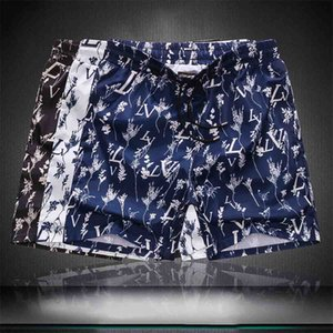 Summer new senior designer style waterproof fabric jogging fitness clothes beach pants shorts surfing shorts swimming trunks sports shorts