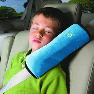 Baby Autos Pillow Car Safety Belt Protected Shoulder Pad Vehicle Seat Belt Cushion For Kids Children