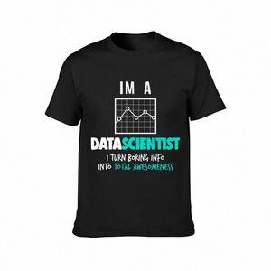 Computer Daten Wissenschaft Big Data Geek Pun Apparel T-Shirt-Druck plus Größe 5xl Fit Humor Pictures Formal T-Shirt online kaufen T-Shirt Bes IF6a #