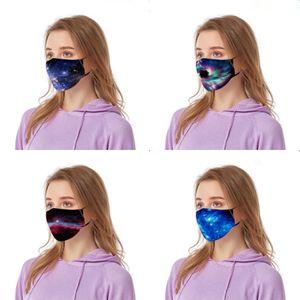 ! Máscaras Adulto Unisex Algodão Fa Wasable reutilizável Breatable Mask bandeira americana Impresso Dustproof Dener Impresso # 549 # 222