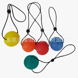 Fitness force de rééducation des doigts de corde chaîne de boule de poignée ronde Streengy décompression ballon ballon anti-goutte bureau boule de ventilation