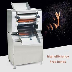 Aço inoxidável 1500W Dough Elétrica Press Machine Dumpling Wrapper automática Dumpling Noodle Making Machine 300 Tipo