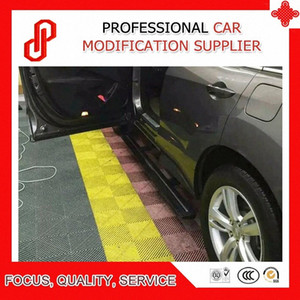 Automatic scaling aluminium alloy Electric pedal side step running board for MDX jI7O#