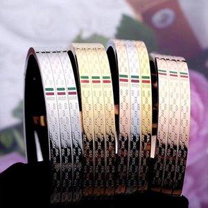 Personality Charm Bracelets 18K Gold Wheat Wrist Link Chain Bangles sumptuous Punk Jewelry For Men Women Cuban Bracelet Accessories