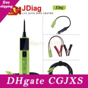 Jdiag BT100 Batterie-Tester Bt -100 Elektrische Anlage Circuit-Tester Original-Ersetzen von Autel PS100 Pt150-Scan-Werkzeug-freiem Update