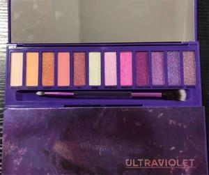 2020 UltraViolet 12 colors eye shadow palette Shimmer Matte eye shadow Beauty Makeup 12 colors Eyeshadow Palette