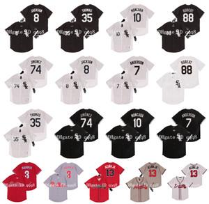 2020 새로운 로널드 아쿠 주니어 저지 브라이스 3 하퍼 요언 몬 카다 에로 네즈 보 잭슨 팀 앤더슨 루이스 로버트 프랭크 토마스 야구