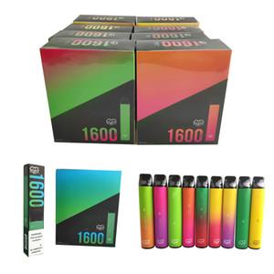 Beracky SOPLO BAR dispositivo desechable de XXL SOPLO 1600 Puffs 10 colores Vape Pen dispositivo portátil dispositivo desechable Vape pluma soplo Bar Plus Vape