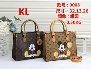 New Women's handbags famous brands top quality Genuine leather bags designer brand ladies shopping bag