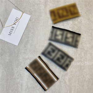 Classic Designer Hairpins FF Letters Designer Clips Fabric Hair Clips Brand Barrettes Bb Clips Women Hair Accessories