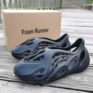 Niños niños de los bebés Sexemara Kanye West corredor espuma de la moda de diapositivas de los hombres del verano, zapatos casuales zapatillas de playa de EVA de los zapatos de inyección de diapositivas
