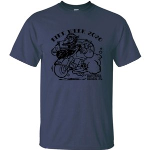 Customize New Style Bike Week 2020 Cartoon WhiteTigerLLC . com t-shirt men and women Outfit men's t shirts Harajuku Interesting