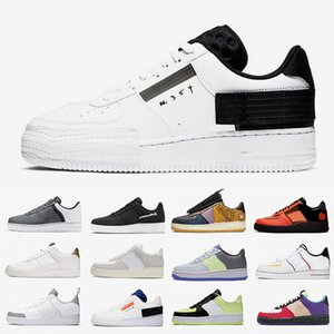 Nike Air Force 1 one Shadow Volt platform Dunk 1 Low Mens Casual Shoes LX Blueprint Under Construction Zip Cactus Jack Platinum Dunks men women sports designer sneakers stock x