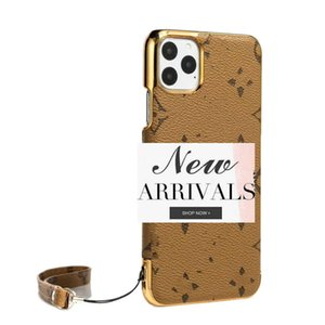 One Piece luxury designer phone cases for iphone 11 pro max 7 8plus high quality plating Cellphone cover for iphone XS MAX