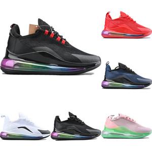Avec Box 2020 Dccxx motif creux maille respirante Chaussures de sport originaux Dccxx arc-en-Gradient Air Zoom Rembourrage Chaussures Jogger