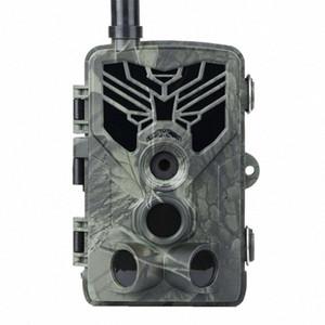 5G Trail камеры HC 810LTE Tracking Охота камеры 16MP Фото Видео Трейл камеры ИК ночного видения Trap Wildlife Km8u #