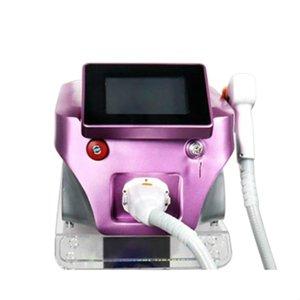 Taşınabilir 755nm 808nm 1064nm 3 Dalgaboyu Epilasyon Makinası 808nm Diod Lazer Epilasyon Kliniği Spa