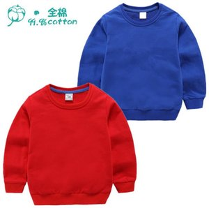 New Baby Children sweater autumn wholesale children clothing 2020 new boy pullover girls long-sleeved sports clothes