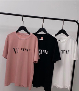 hot sale new Womens Stylist T Shirts Fashion Women Stylist Clothes Letter Printing Short Sleeve Tees Size S-L